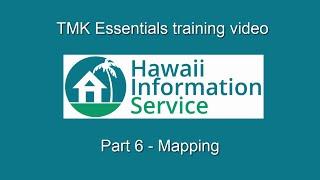 TMK Essentials (Part 6) - Mapping