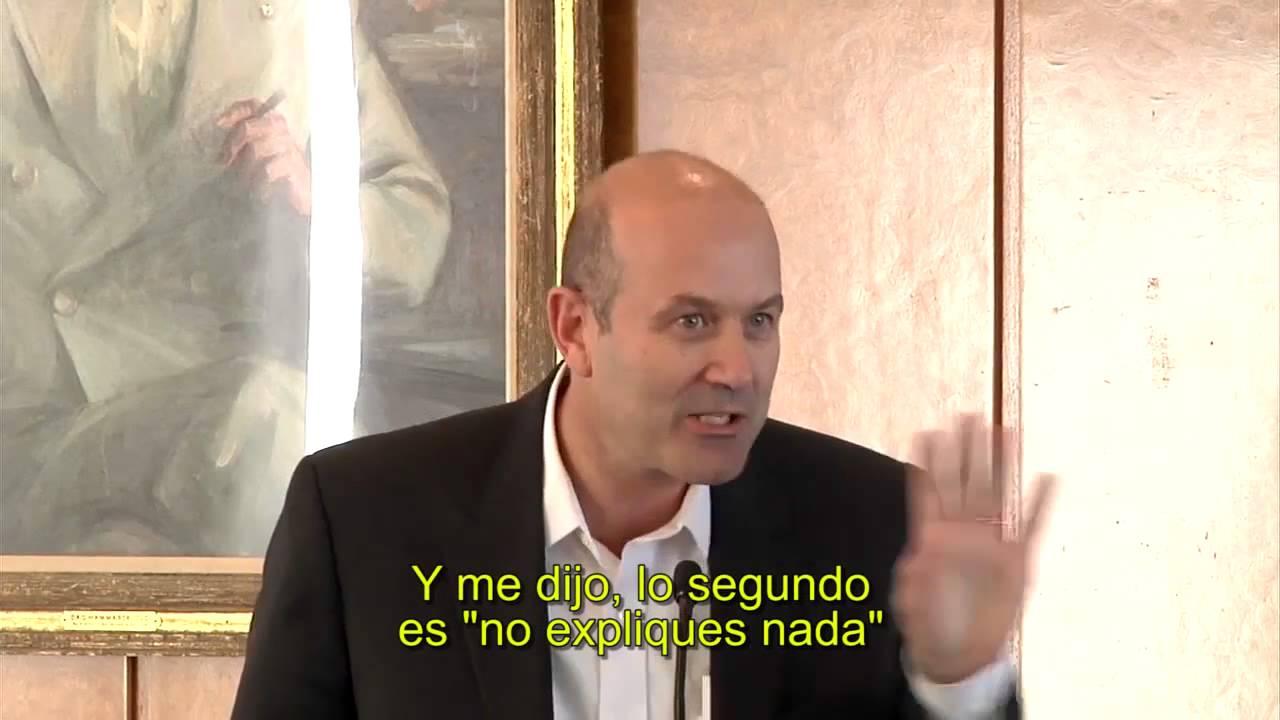 Federico Sturzenegger y su primer encuentro con Jaime Durán Barba