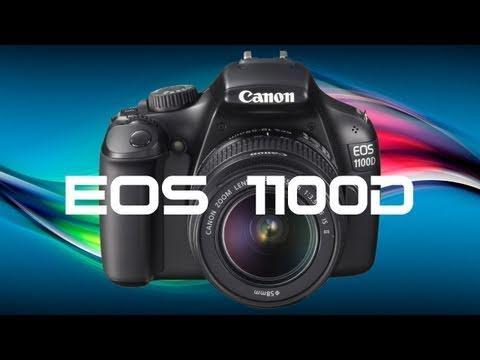 Ep.53 - CANON EOS 1100D - FOTOCAMERA REFLEX DIGITALE - CANON TIME