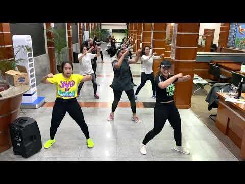 BOOM BOOM | dj Viral Tiktok | Dance | zumba squad BJB