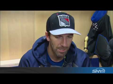 Video: Apparently, Henrik Lundqvist ISN'T done for the Rangers