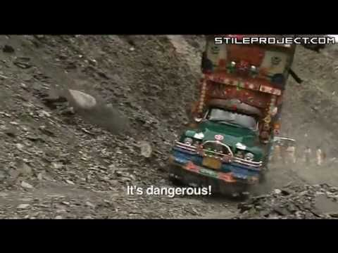 Truck Driving in Pakistan (Deadliest)