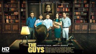 THE GUYS Official Teaser (2017) - Raditya Dika, Pevita Pearce