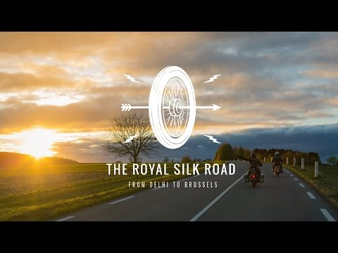 The Royal Silk Road - Ep.7 - Back to Brussels