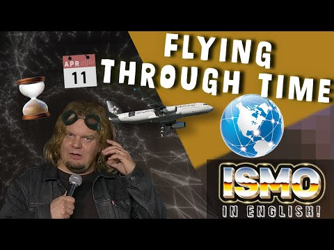 ISMO | Flying Through Time