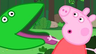 Peppa Pig English Episodes - Compilation 2  Peppa Pig Official