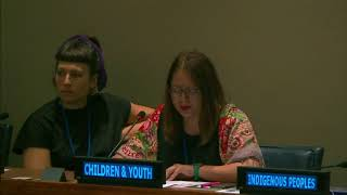 Anna Szczegielniak's Review on Poland VNR at the HLPF 2018: UN Web TV