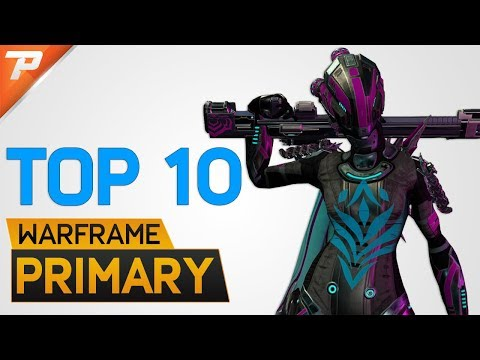 Warframe: Top 10 Primary Weapons of Warframe