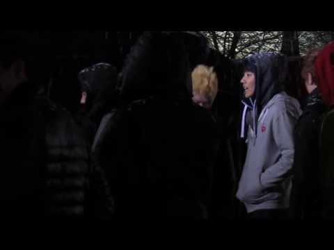 [직캠] 130208 엠블랙 with 레오&로렌 (2) (видео)