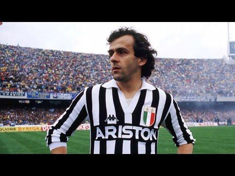 Michel Platini, Le Roi [Goals & Skills] (видео)