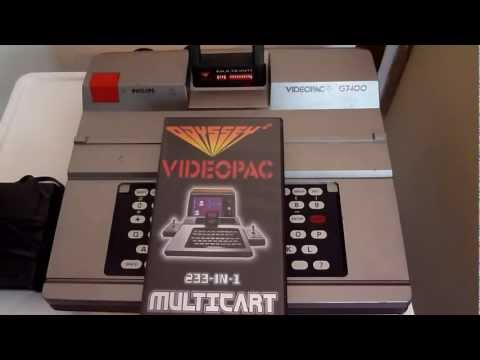 Philips G7400 & Multicart 233-in-1 {ENGLISH]