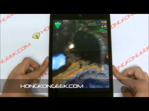 - unboxing and test - TACTILE TABLET AINOL NOVO8 MINI ANDROID 4.1