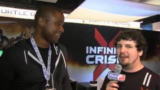 Infinite Crisis Creative Director Interview