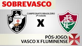Nossas impressões sobre a vitória do Vasco por 3x2 contra o Fluminense, pela terceira rodada do campeonato brasileiro da série A. curta nossa Fan-page no Fac...