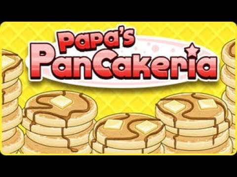 Papa's Pancakeria HD | Part 17 - Waffles & Powdered Sugar!!