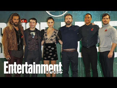 Justice League Rotten Tomatoes Score Delayed Until Opening Day | News Flash | Entertainment Weekly