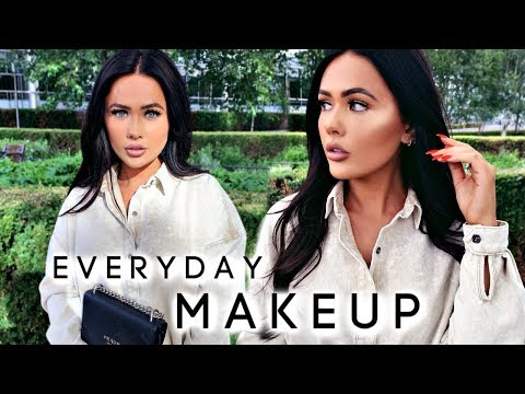 NEW & UPDATED EVERYDAY MAKEUP ROUTINE 2019
