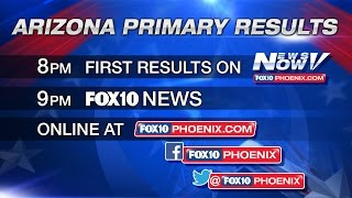 FNN: Arizona Primary Day Election Results