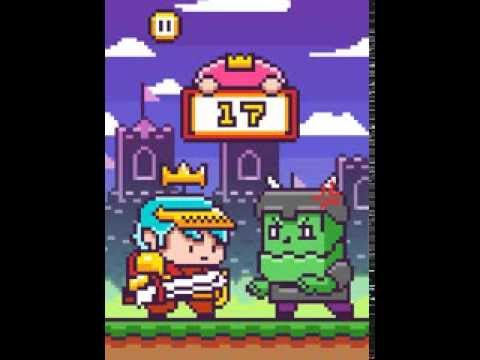 Video of Choppy Knight