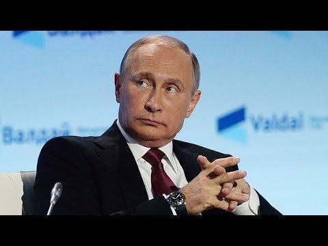 Выступление Путина на пленарной сессии дискуссионного клуба \Валдай-2017\. Прямая трансляция - DomaVideo.Ru