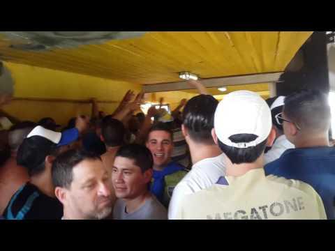 Entrada de la 12 Boca vs Sarmiento 16/10/16 - La 12 - Boca Juniors