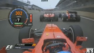 Video F1 Double Overtakes Onboard Compilation #2 MP3, 3GP, MP4, WEBM, AVI, FLV Juli 2018