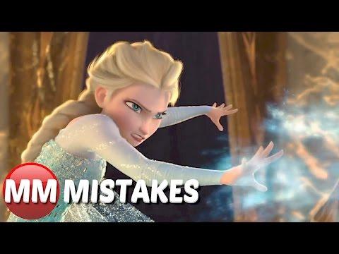 10 Biggest Disney Frozen Movie You Didn't Notice |  Frozen Movie