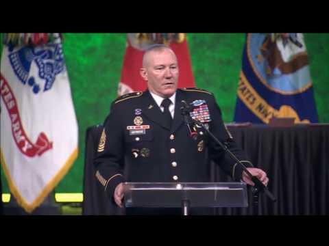 Sergeants Major Course Class 66 Graduation