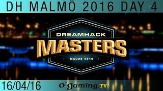 Quart de finale 3 - DreamHack Masters Malmö - Ro8