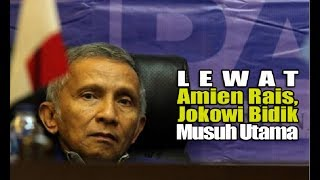 Video Lewat Amien Rais, Jokowi Bidik Musuh Utama MP3, 3GP, MP4, WEBM, AVI, FLV November 2017