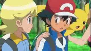 Pokemon X and Y Anime- New Year Special 2014 Trailer