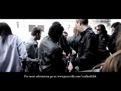 CRADLE OF FILTH - Evermore Darkly... (DOCUMENTARY TRAILER: PART 3)