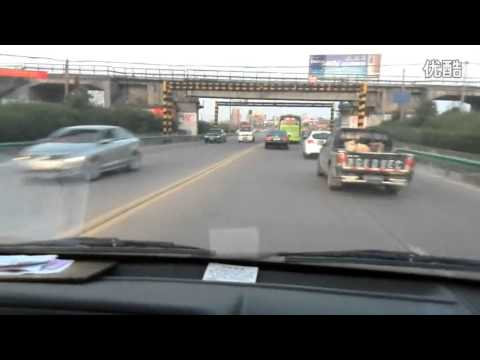 Video:  Chinese Driver Scares Passengers!