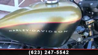 6. 2007 Harley-Davidson XL1200N - Sportster 1200 Nightster - A