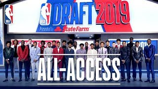 All-Access: 2019 NBA Draft by NBA