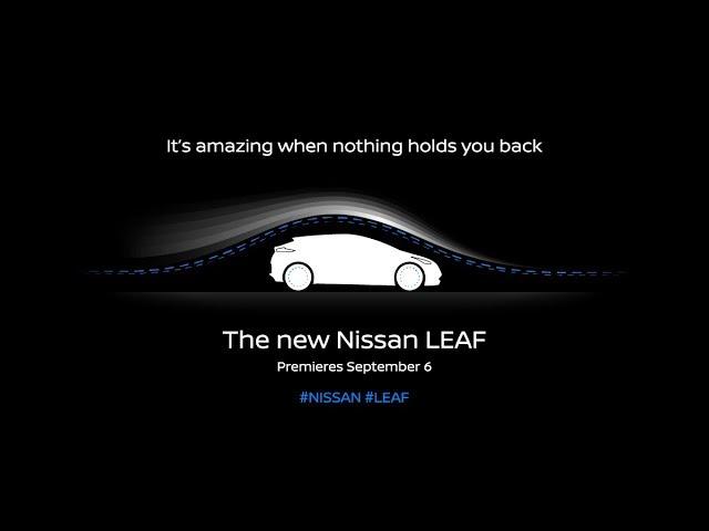 【リーフ】100%電気自動車の新型 #日産リーフ 走りもデザインもスタイリッシュに