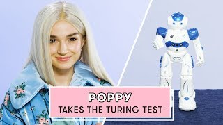 Poppy Takes the Turing Test | Seventeen by Seventeen Magazine