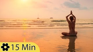 15 Minute Meditation Music, Relaxing Music, Calming Music, Stress Relief Music, Relax, ✿2560D - Our relaxing Meditation Music is perfect for Deepak Chopra me...