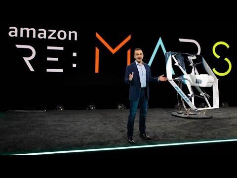 Amazon kündigt Lieferung per Drohne an - bis maximal 2,5 Kilogramm