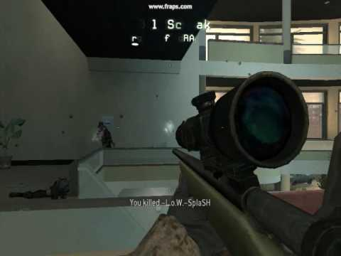 Call of Duty 4 Nevoral