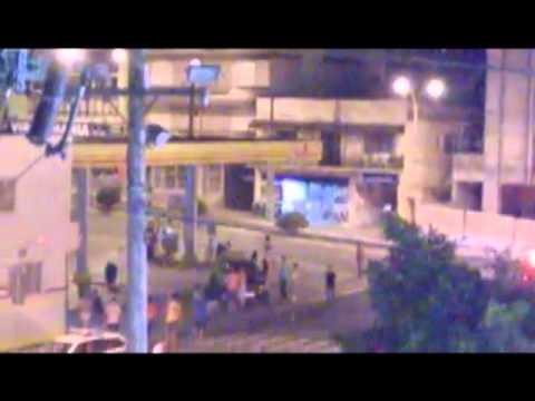 Abordagem policial em Orleans