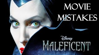 Video MALEFICENT (MISTAKES) |  10 Biggest Movie MISTAKES You Missed In Disney Films MP3, 3GP, MP4, WEBM, AVI, FLV Maret 2019