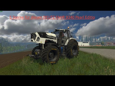 DEUTZ FAHR 9340 Pearl Edition v1.0 beta