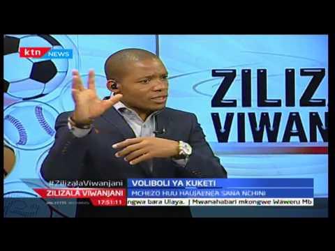 Zilizala Viwanjani: Timu ya Nairobi Sitting Volleyball Team; voliboli ya kuketi nchini, 29/09/2016