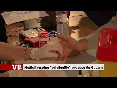 """Medicii resping """"privilegiile"""" propuse de Guvern"""