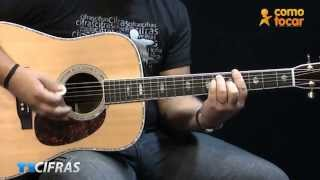 Adele - Rolling in the Deep - Aula de violão - TV Cifras