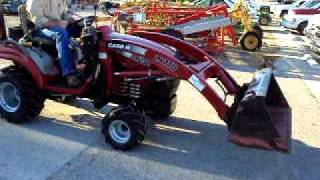 2. Case IH DX25E For Sale