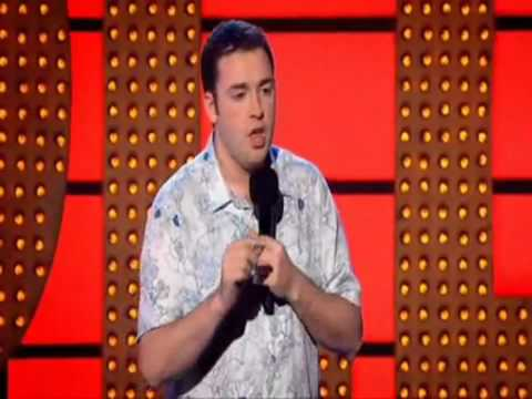 Jason Manford Live at the Apollo - Football Manager