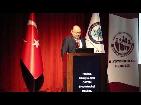 Prof. Dr. Hüseyin Avni Öktem - 19. UKUBK - Açılış Konuşması