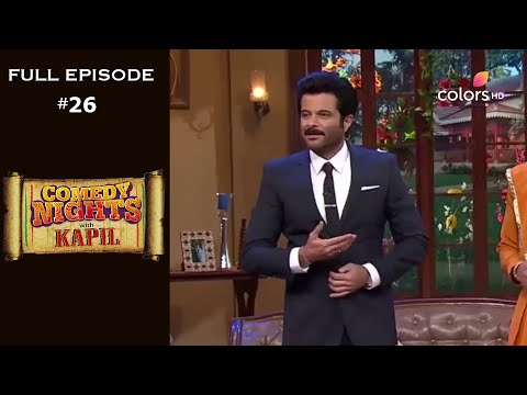 Comedy Nights with Kapil | Full Episode 26 | Anil Kapoor